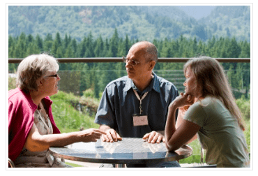 Integral Principle #6 – We Become Human Beings in Our Conversations and Languaging