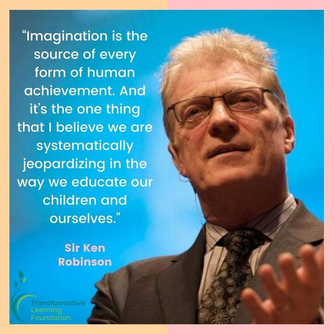 Sir Ken Robinson famous quotes